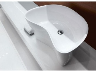 Washbasins in Ceramilux