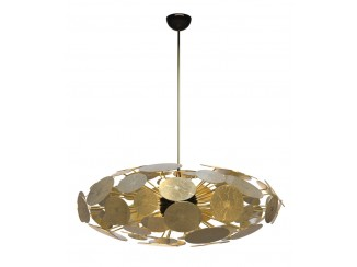 Newton Oval Suspension Lamp