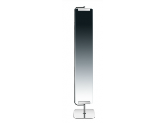 REVERSE K 8013 Revolving mirror with six shelves