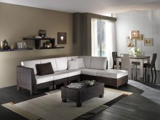 Verano angle modular sofa