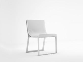 Blau - Dining Chair Mattress
