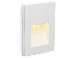 PLAS-3 LED White recessed lamp