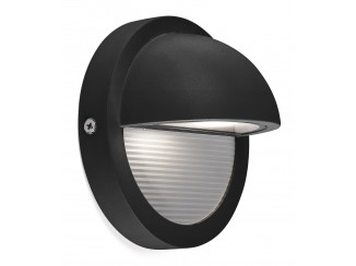 BEGI LED Black wall lamp
