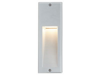 METRIC Grey recessed lamp