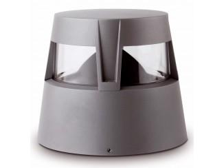 KON Dark grey beacon lamp