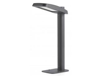 YAK LED Dark grey beacon lamp