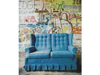 Graffiti Sofa VE.0A97