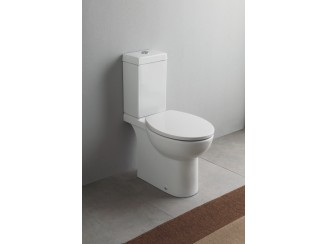 Bit - Close Coupled WC Pan Wall Outlet