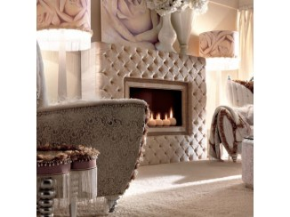 Chic Decorative Fireplace CG32