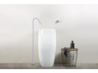 Diametro35 - Washbasin Standing Floor Spout