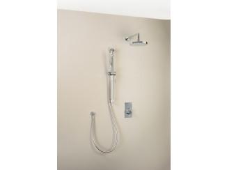Diametro35 - Horizontal Round Shower Arm