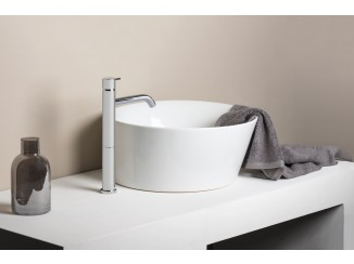 Diametro35 - Exposed Single Lever Basin Mixer