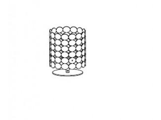 Shape low table lamp