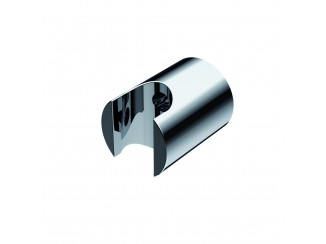 Diametro35Inox - Stainless Steel Fixed Wall Mounted Support For Hand Shower