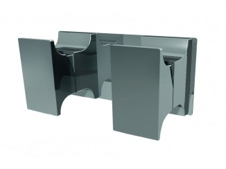 Type-Face - Built-in Dual-Control Mixer For Bathtubs-Showers