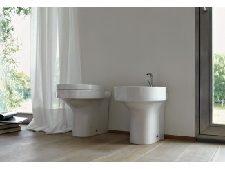 Serie Cento - WC and Bidet