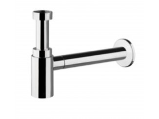 ROUND ABS SIPHON FOR WASHBASINS