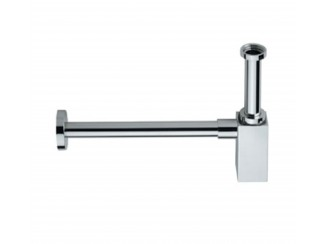 SQUARED SIPHON FOR WASHBASINS