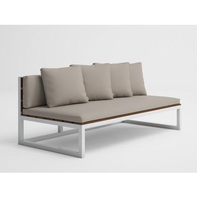 Saler Soft Teak - Modular Sofa 4 Mattress