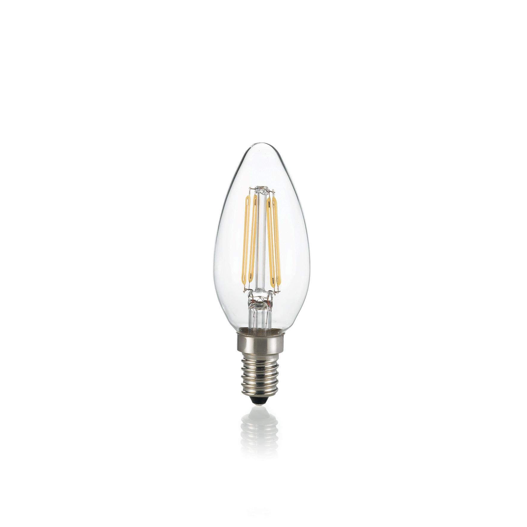 CLASSIC BULB - E14 OLIVE CLEAR