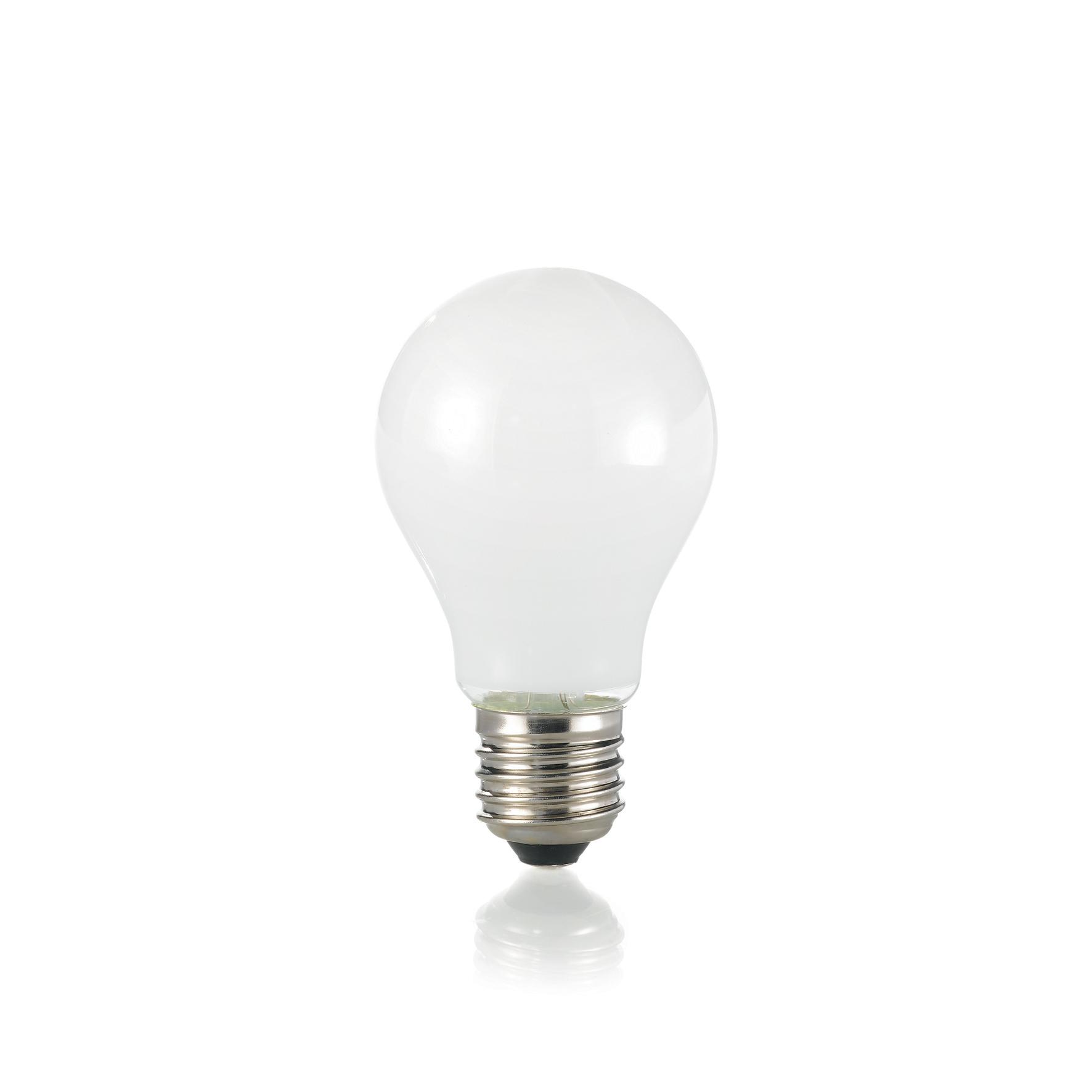 CLASSIC BULB - E27 DROP WHITE