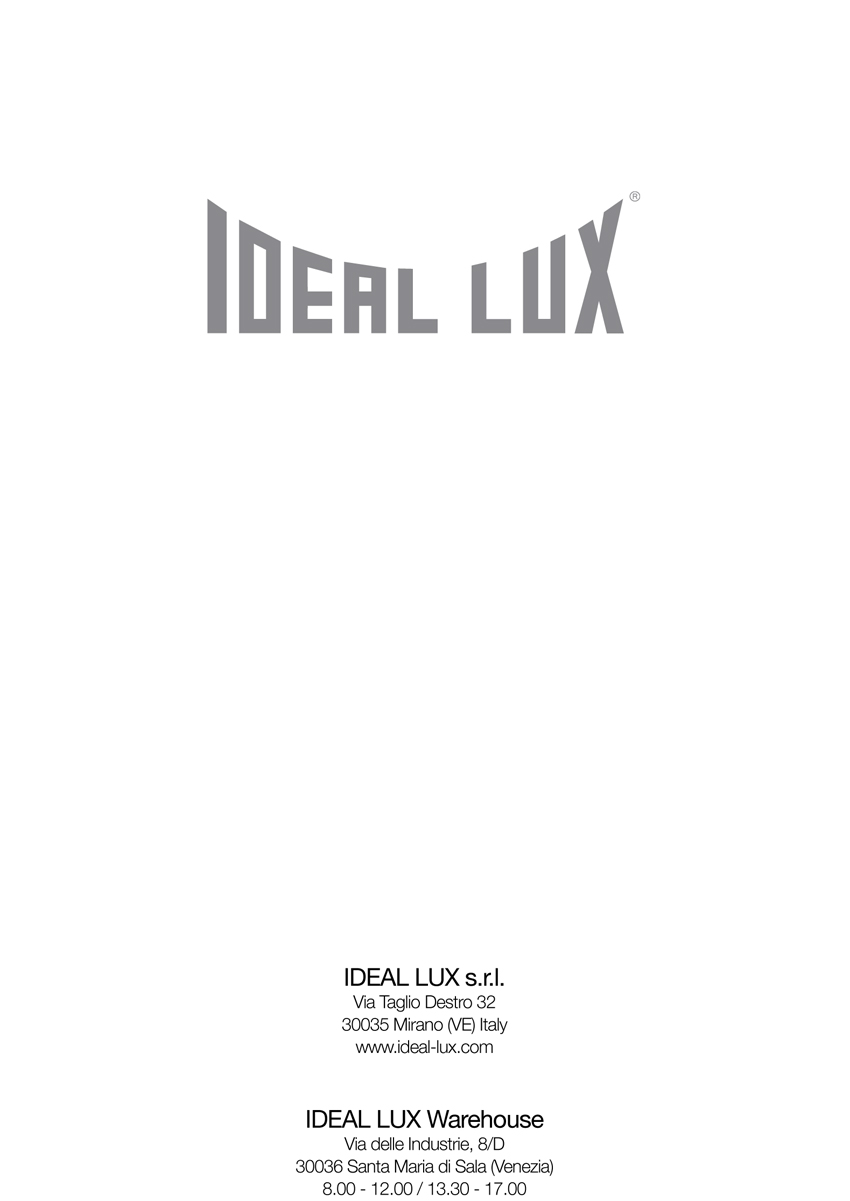Ideal Lux Soffio Pl4