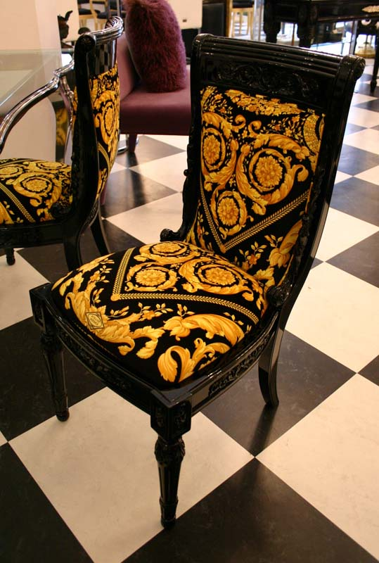 EDezeen Versace Home VANITAS Collection